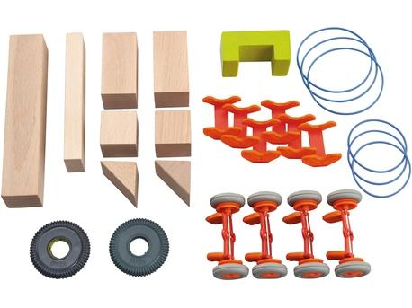 Discover the building blocks Technics – Starter set