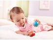 Clutching toy Click Clack Rattle
