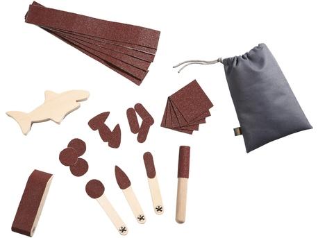 Sanding set