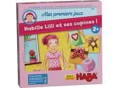 Mes premiers jeux – Habille Lilli et ses copines !