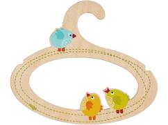 Kinder-Kleiderbügel Kleine Vögelchen