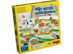 Mijn eerste spelletjesdoos De grote spelletjesverzameling van HABA
