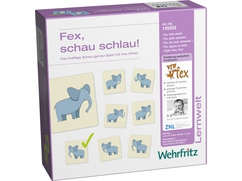 Fex - Look and Match game