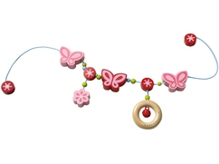 Pram Decoration Butterfly Charm