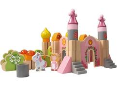 Juego de bloques de construcción El gran palacio de los cuentos