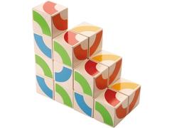 Juego de composición Cubo va, cubo viene