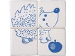 Picture Cubes Puzzle Forest Animals