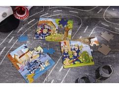 3 puzzels met onzin – Politie, brandweer & co.