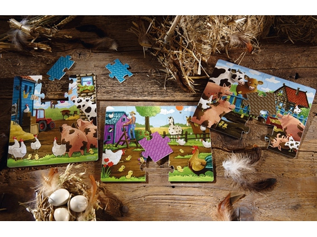 3 Puzzles with Hogwash – Farm