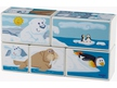 Picture Cubes Puzzle Zoo Animals