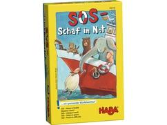 SOS - Oveja en apuros