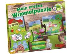 Mein erstes Wimmelpuzzle – Bauernhof