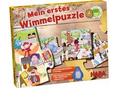 Mein erstes Wimmelpuzzle – Zoo