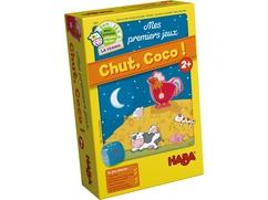 Mes premiers jeux – Chut, Coco !
