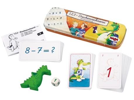 1, 2, 3 – Dragon counting