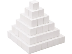 White Cubes, bulk pack