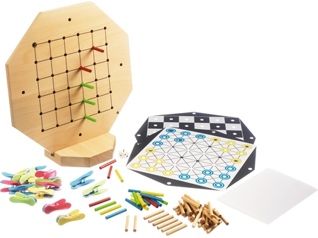 Clip and Peg Game