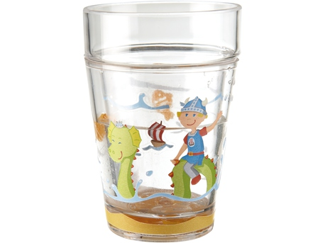 Water Glass Viking Tim Torrant