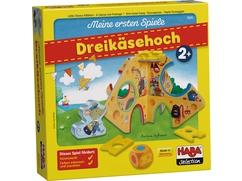 Meine ersten Spiele - Dreikäsehoch
