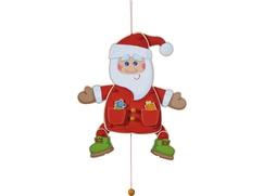 Marioneta de Papá Noel