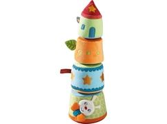 Torre para apilar Conejo Flipp