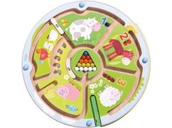 Magnetspiel Zahlenlabyrinth