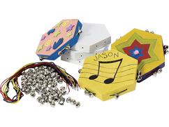Tambourine Crafting Set