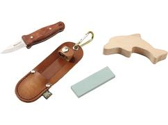Ensemble Couteau de sculpture sur bois
