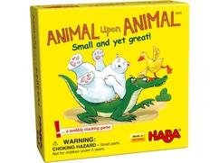Animal sobre animal: ¡Pequeño, pero mazón!