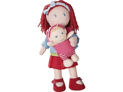 Doll Rubina with baby