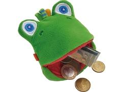 Geldbeutel Frosch Fabi
