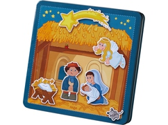 Magnetspiel-Box Im Stall von Bethlehem