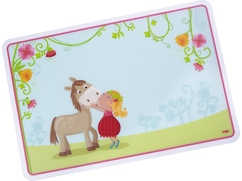 Mantel individual para niños Vicki y Pirli