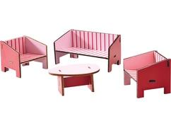 Little Friends – Puppenhaus-Möbel Wohnzimmer