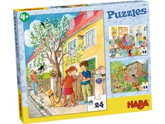 Puzzles Animales domésticos