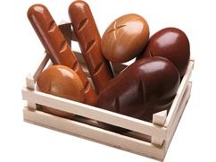 Kaufladen-Set Brot und Brötchen