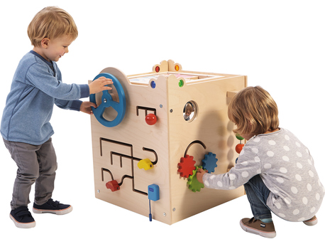 Multi Play Cube