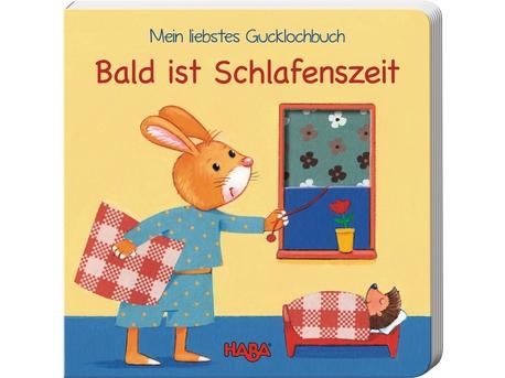 Mein liebstes Gucklochbuch – Bald ist Schlafenszeit