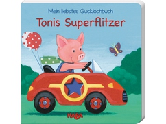 Mein liebstes Gucklochbuch – Tonis Superflitzer