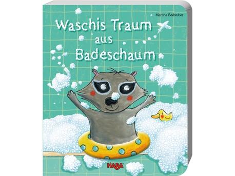 Waschis Traum aus Badeschaum