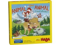 Animal sobre animal ― Asaltando la cumbre