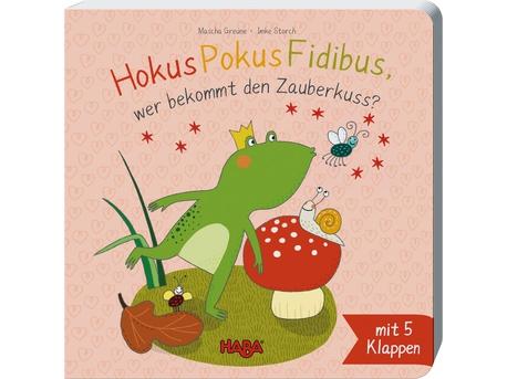 Hokus Pokus Fidibus, wer bekommt den Zauberkuss?