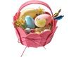 Felt Baskets, pastel