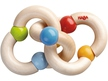 Clutching toy Color Knot