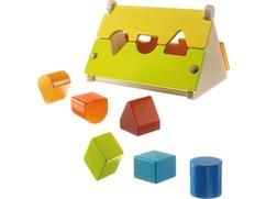 Sortierbox Versteck-Dreieck