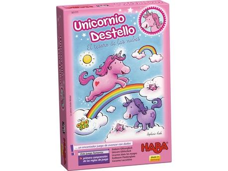 Unicornio Destello – El tesoro de las nubes