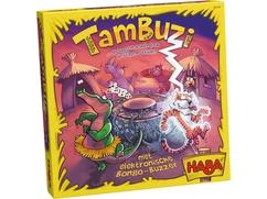 Tambuzi ... de laatste wordt door de bliksem geraakt!
