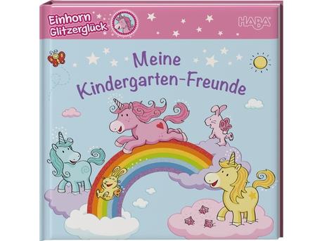 Einhorn Glitzerglück – Meine Kindergarten-Freunde