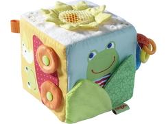 Cube-jouet Grenouille magique