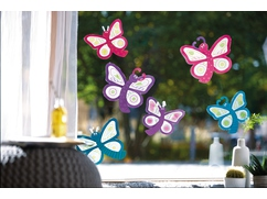 Window Butterflies